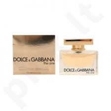 DOLCE AND GABBANA THE ONE edp vapo 75 ml Pour Femme