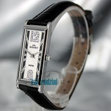 Moteriškas laikrodis BISSET Quaracyt BS25B85 LS WH BK
