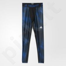 Sportinės kelnės Adidas Techfit Chill Graphic Long Tights M AJ4946