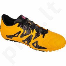 Futbolo bateliai Adidas  X 15.3 TF M Leather S74669