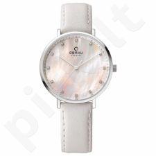 Moteriškas laikrodis Obaku V186LXCPRW