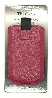 15-L MAGNET universalus dėklas 5570 Visin tamsiai rožinis