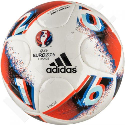 Futbolo kamuolys Adidas EURO16 Fracas Junior Match 290 AO4848