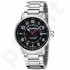 Vyriškas laikrodis WENGER  ATTITUDE 01.0341.113