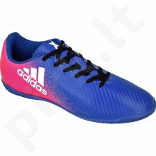 Futbolo bateliai Adidas  X 16.4 IN Jr BB5730