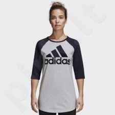Marškinėliai adidas W SID T-Shirt W DQ2966