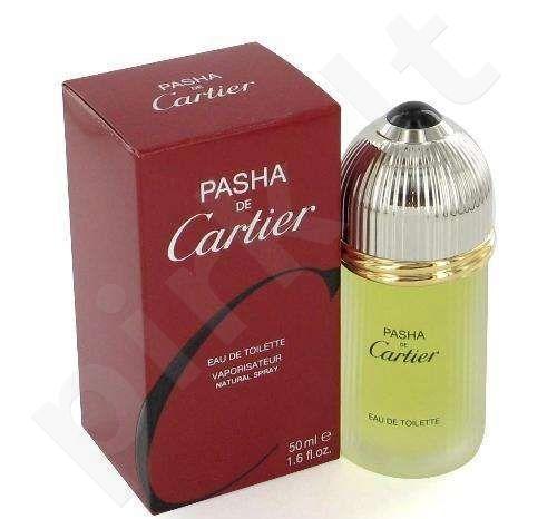 Cartier Pasha De Cartier, tualetinis vanduo vyrams, 50ml