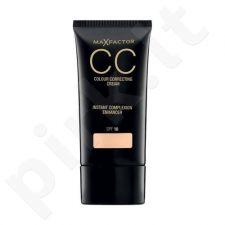 Max Factor CC Colour Correcting Cream SPF10, 30ml, kosmetika moterims