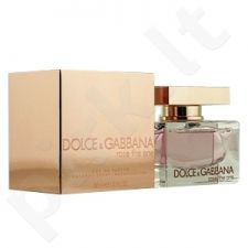 DOLCE AND GABBANA THE ONE edp vapo 50 ml Pour Femme