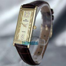 Moteriškas laikrodis BISSET Quaracit BS25B85 LG GD BR