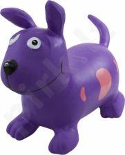 Šokliukas Šuniukas 210 violetinė