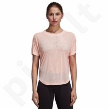 Marškinėliai treniruotėms adidas Magic Tee W DN9066