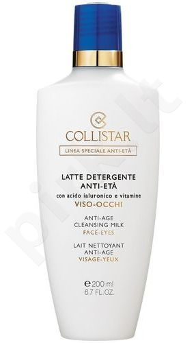 Collistar Anti Age valomasis pienelis, 200ml, kosmetika moterims