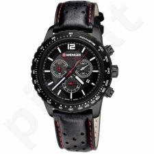 Vyriškas laikrodis WENGER ROADSTER BLACK NIGHT CHRONO 01.0853.108