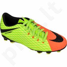 Futbolo bateliai  Nike Hypervenom Phelon III FG Jr 852595-308