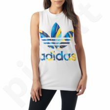 Marškinėliai Adidas Originals Top Trefoil W DH3068