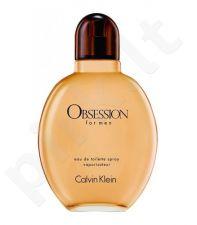 Calvin Klein Obsession, tualetinis vanduo (EDT) vyrams, 75 ml