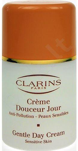 Clarins Gentle dieninis kremas, 50ml, kosmetika moterims