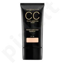 Max Factor CC Colour Correcting Cream SPF10, 30ml, kosmetika moterims