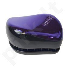 Tangle Teezer Compact Styler plaukų šepetys, kosmetika moterims, 1pc, (Purple Dazzle)