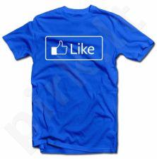 """Marškinėliai """"Like"""""""