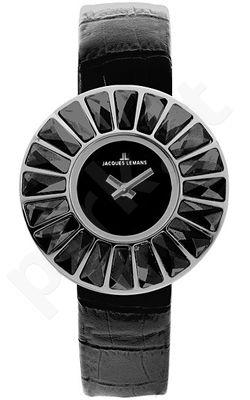 Moteriškas laikrodis Jacques Lemans Flora 1-1639A