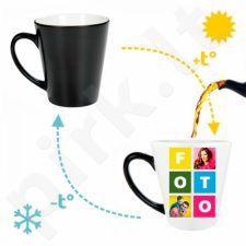 Magiškas latte puodelis su Jūsų pasirinkta nuotrauka