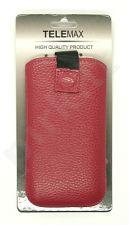 15-L MAGNET universalus dėklas i9000 Visin šviesiai rožinis