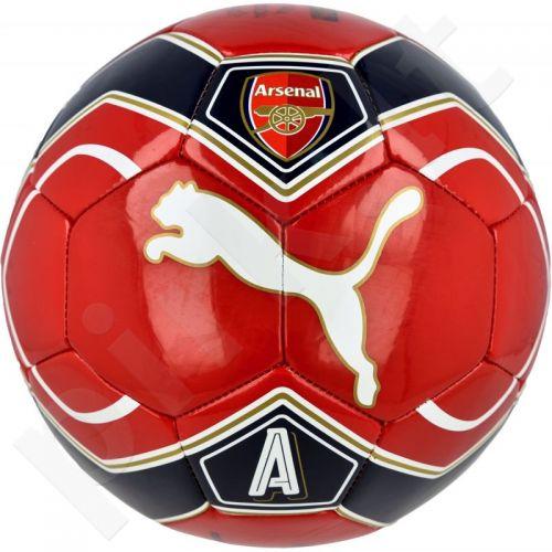 Futbolo kamuolys Puma Arsenal Fan Ball Hight Risk Mini 08266901