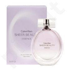 Calvin Klein Sheer Beauty Essence, tualetinis vanduo (EDT) moterims, 100 ml