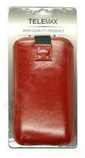 15-L MAGNET universalus dėklas i9000 Visin raudonas