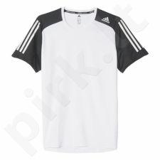 Marškinėliai bėgimui  Adidas Response Short Sleeve Tee M AX6507