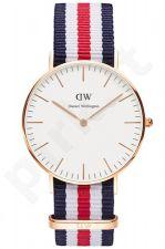Laikrodis DANIEL WELLINGTON CANTERBURY 0502DW