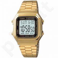 Casio Collection A178WGA-1ADF vyriškas laikrodis-chronografas