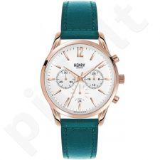 Henry London HL39-CS-0144 Stratford moteriškas laikrodis-chronografas