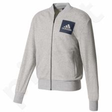 Bliuzonas  Adidas Essentials Bomber Jacket French Terry M S98800