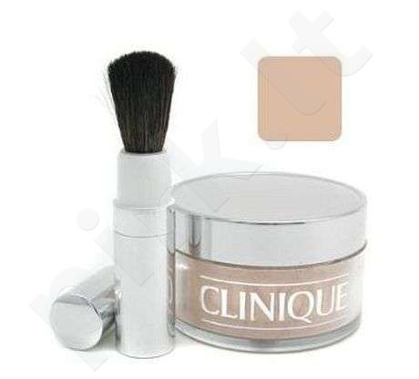 Clinique Blended, Face Powder And Brush, kompaktinė pudra moterims, 35g, (03 Transparency)