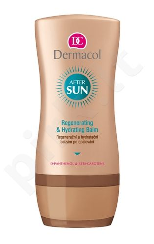 Dermacol After Sun Regenerating & Hydrating Balm, kosmetika moterims, 200ml