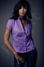 Marškiniai M027 violetinė (L)