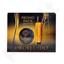 Orofluido Promo Pack rinkinys moterims, (100ml Orofluido Beauty Elixir + 250ml Orofluido Mask) [pažeista pakuotė]