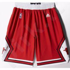 Šortai krepšiniui Adidas Chicago Bulls NBA Swingman M A20637