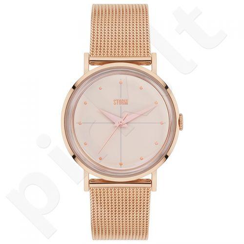 Moteriškas laikrodis STORM CHELSI ROSE GOLD