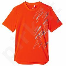 Marškinėliai futbolui Adidas Urban Football Tee Junior AX6291