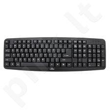 Klaviatūra Titanum TK101 USB | 104 klavišai | STANDARD