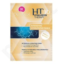 Dermacol 3D Hyaluron Therapy, veido kaukė moterims, 16ml