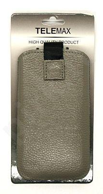 15-L MAGNET universalus dėklas i9100 Visin pilkas
