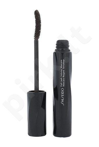 Shiseido Full Lash Volume blakstienų tušas, kosmetika moterims, 8ml, (BR602 Brown)