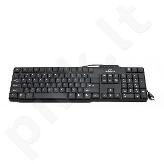 Klaviatūra Esperanza EK116 USB | 104 klavišai| BUFFALO