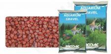 Gruntas akvariumui oranžinis 2-3 mm, 1 kg