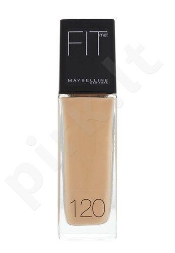 Maybelline Fit Me Liquid kreminė pudra SPF18, kosmetika moterims, 30ml, (225 Medium Buff)